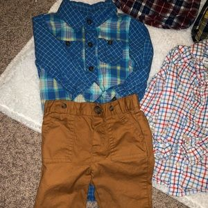 Old Navy Matching Sets - CUTEST BABY BOY CLOTHING LOT EVER 6-12 ✨12✨12-18